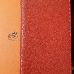 Authentic Hermes Red vision agenda